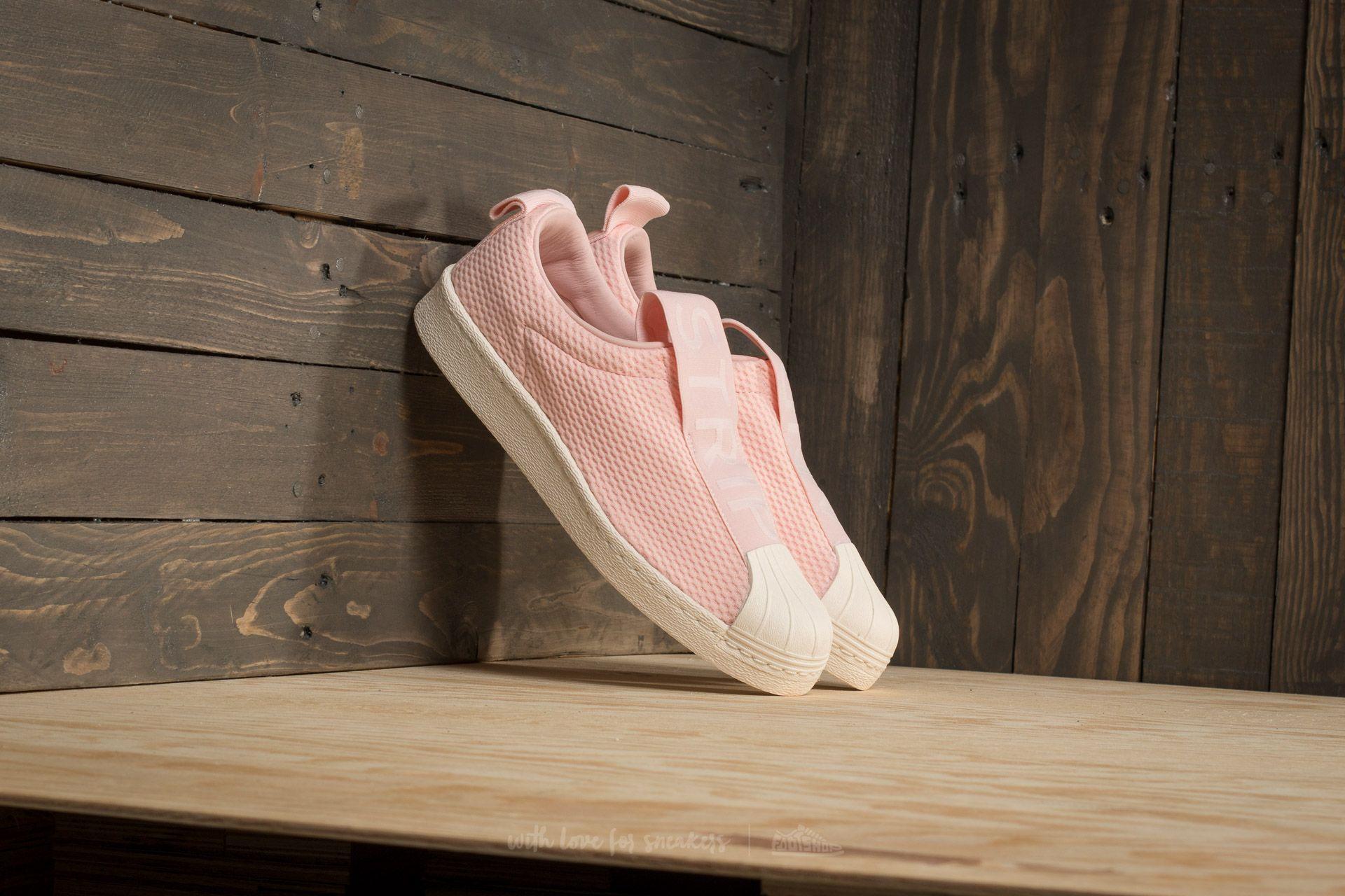 4ae36e34f adidas Superstar BW Slip On W Ice Pink/ Ice Pink/ Off White | Footshop