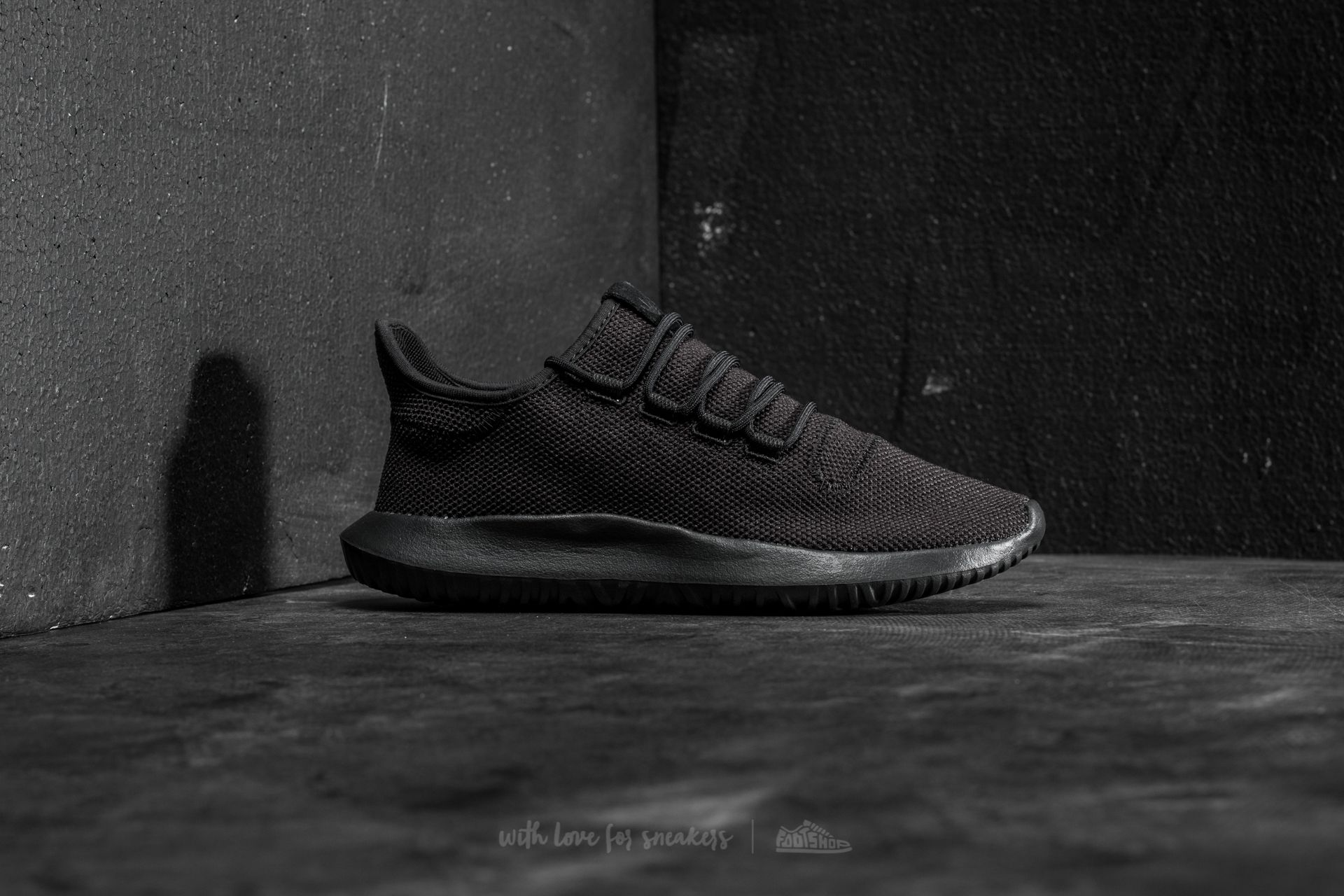 best service 4c945 ea896 adidas Tubular Shadow Core Black/ Ftw White/ Core Black ...