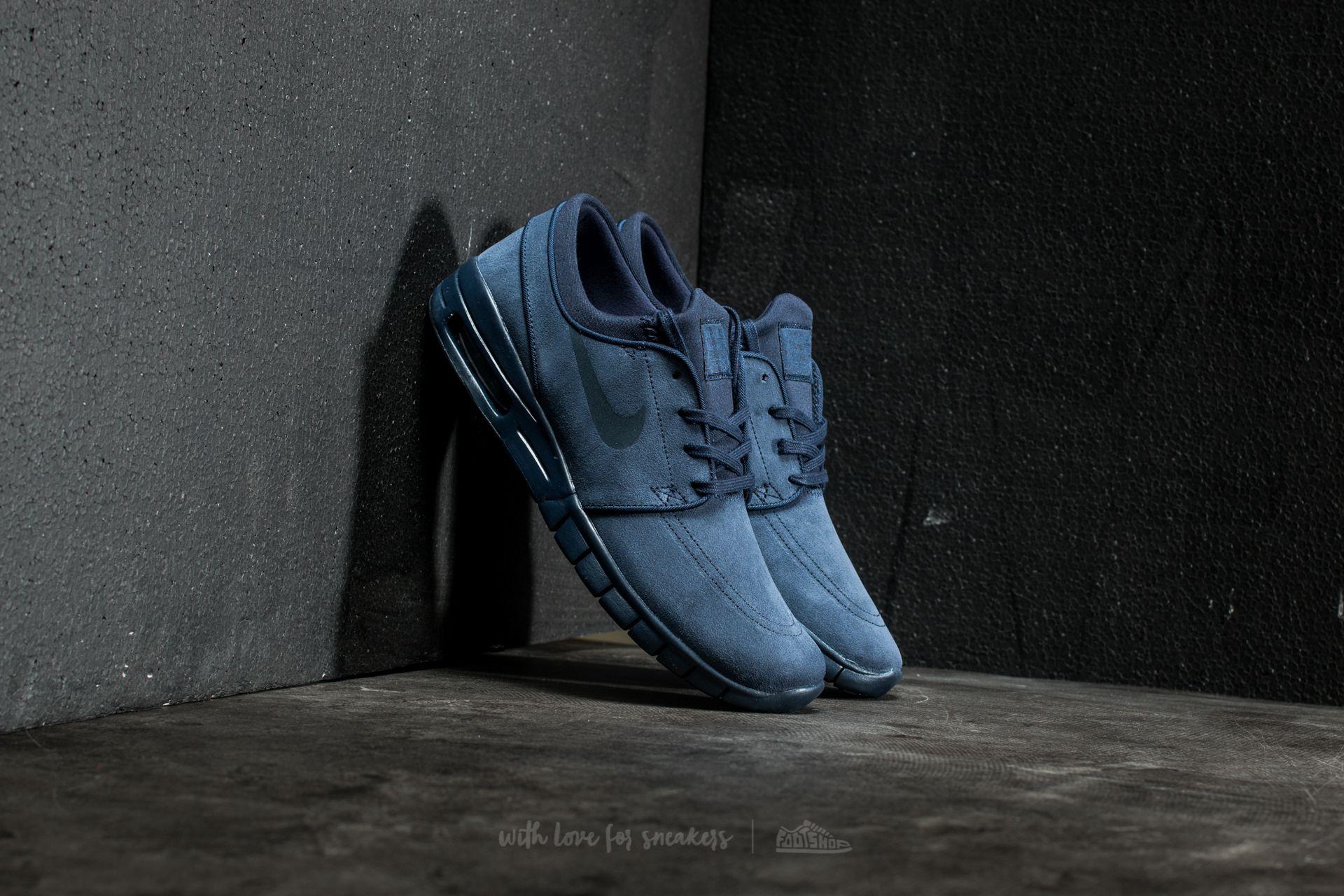 leather janoski max
