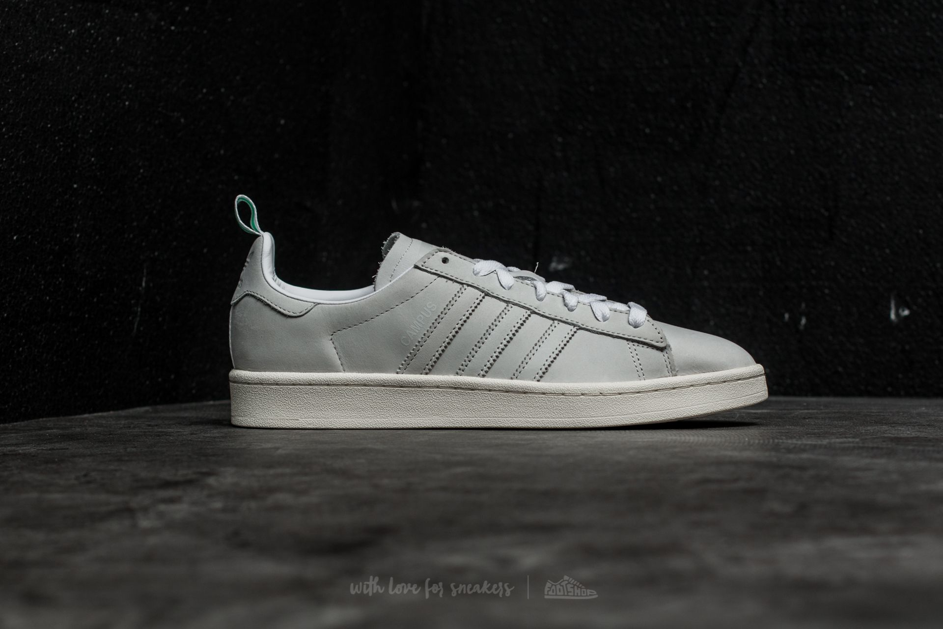 a833bfae864afe adidas Campus Ftw White  Vintage White  Vintage White at a great price 63 €