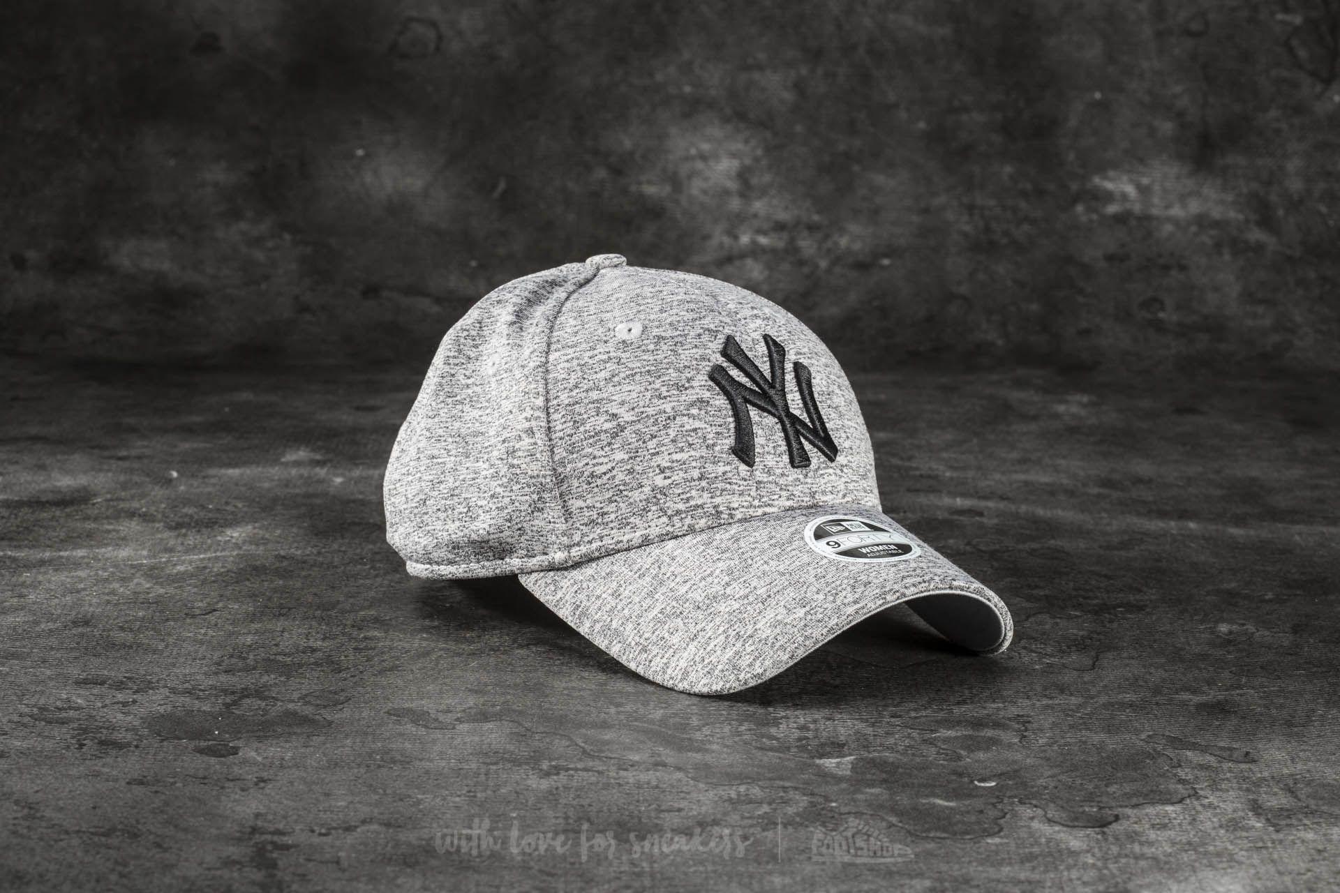 9cd24b76 New Era 9Forty Women Tech Jersey New York Yankees Gray/ Black   Footshop