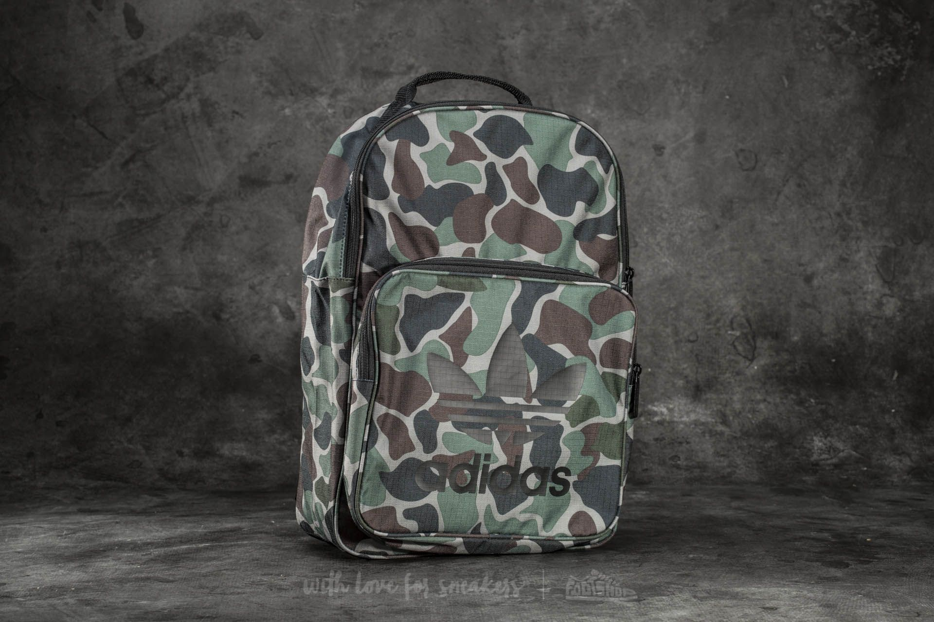 adidas Classic Camo Backpack Multicolor  38dfc880ae6a7