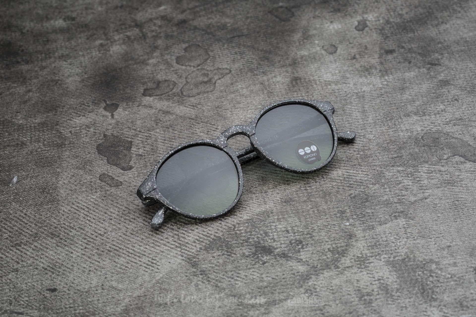 Sluneční brýle Komono Devon NeutrØ Black