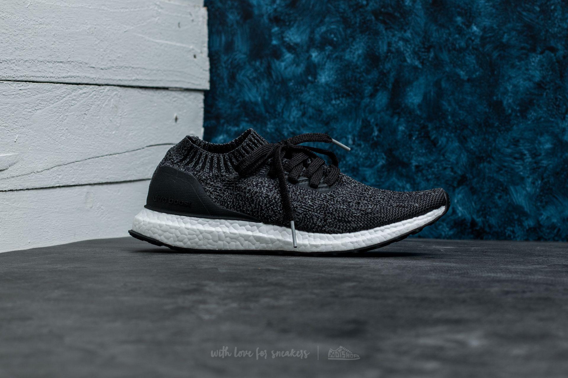 adidas UltraBoost Uncaged Core Black Dgh Solid Grey Grey