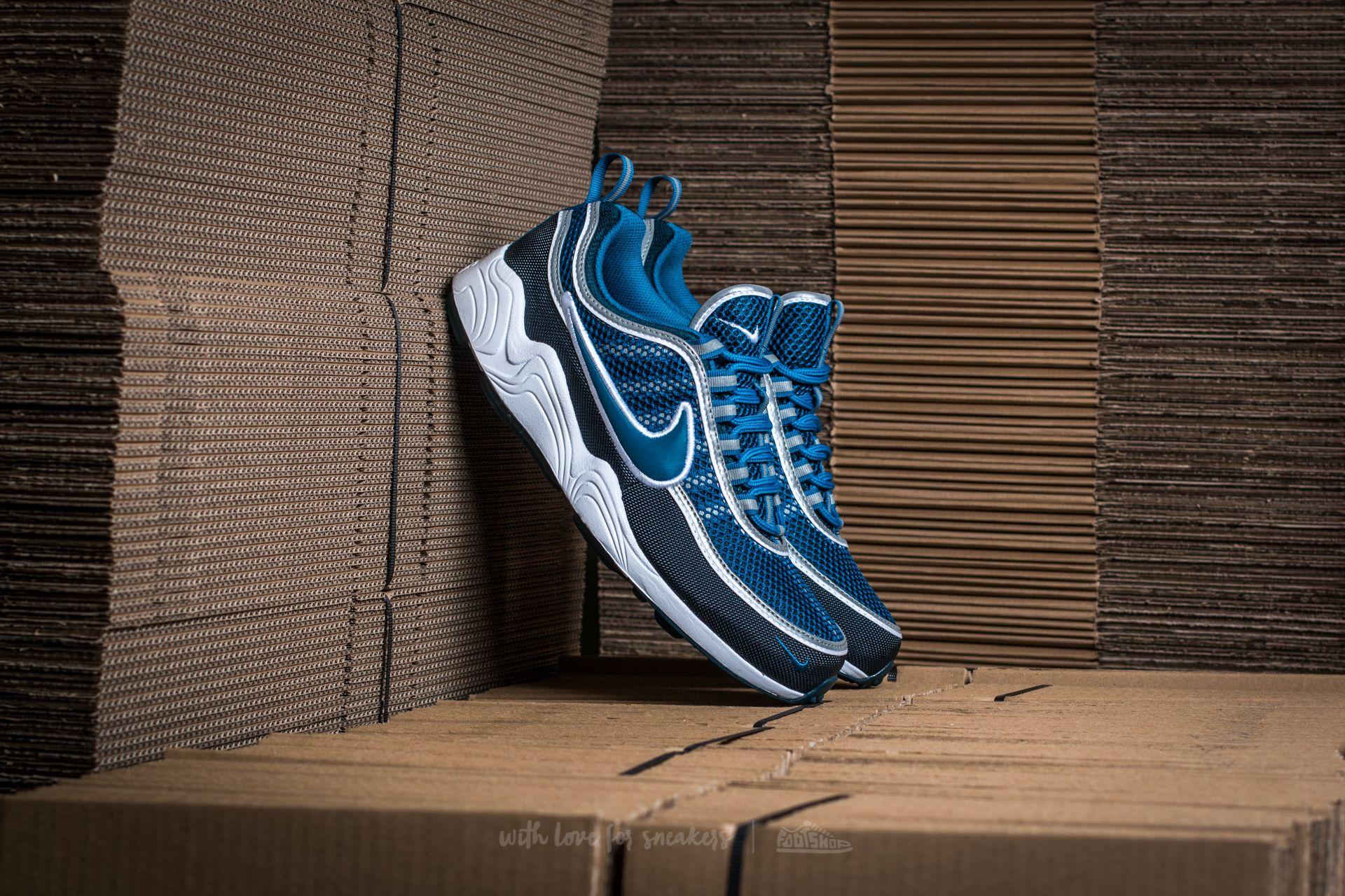 detailed look 56950 f7b4f Nike Air Zoom Spiridon ´16. Armory Navy  Industrial Blue