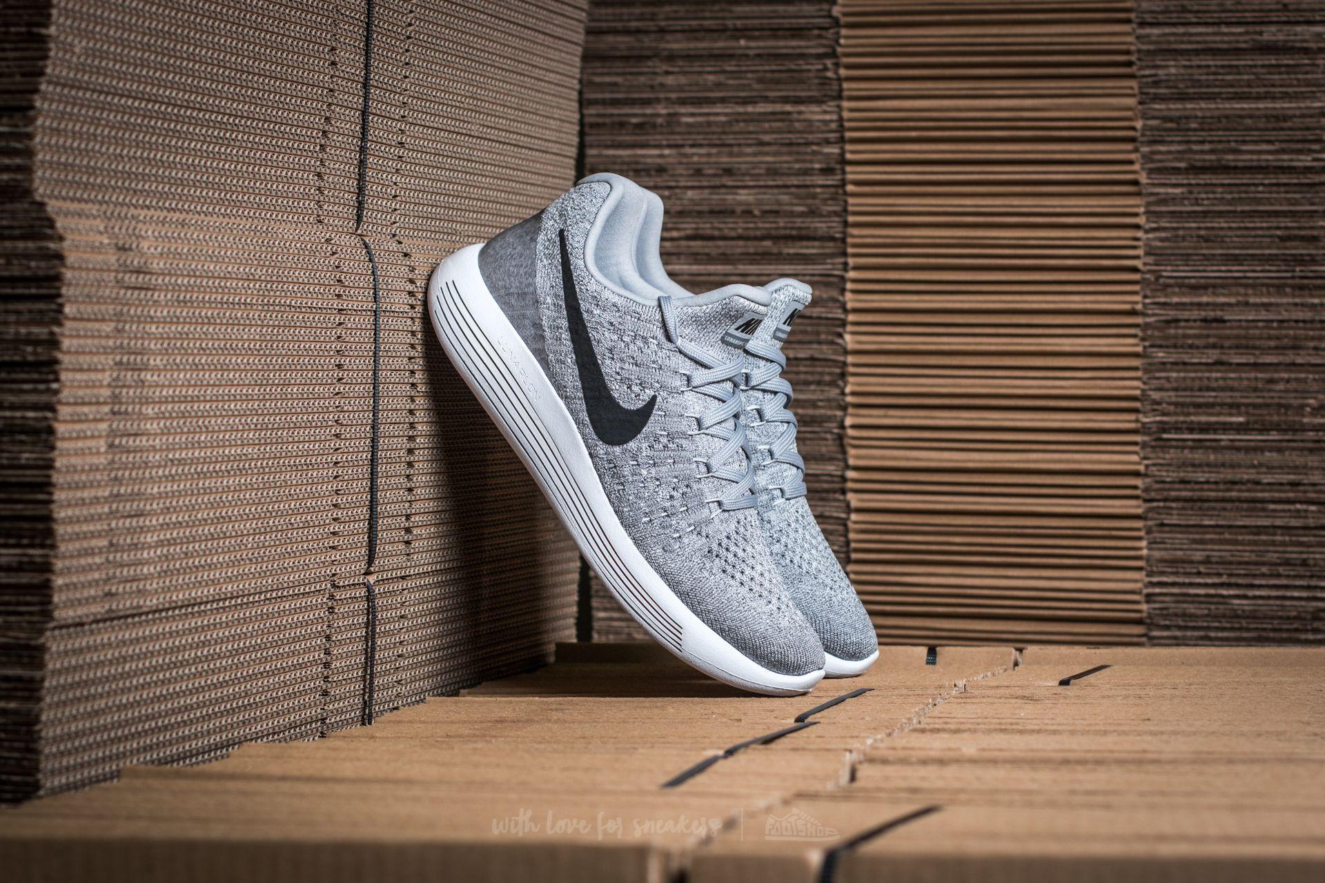 Nike W Lunarepic Low Flyknit 2 Wolf Grey  Black-Cool Grey  16e77531c