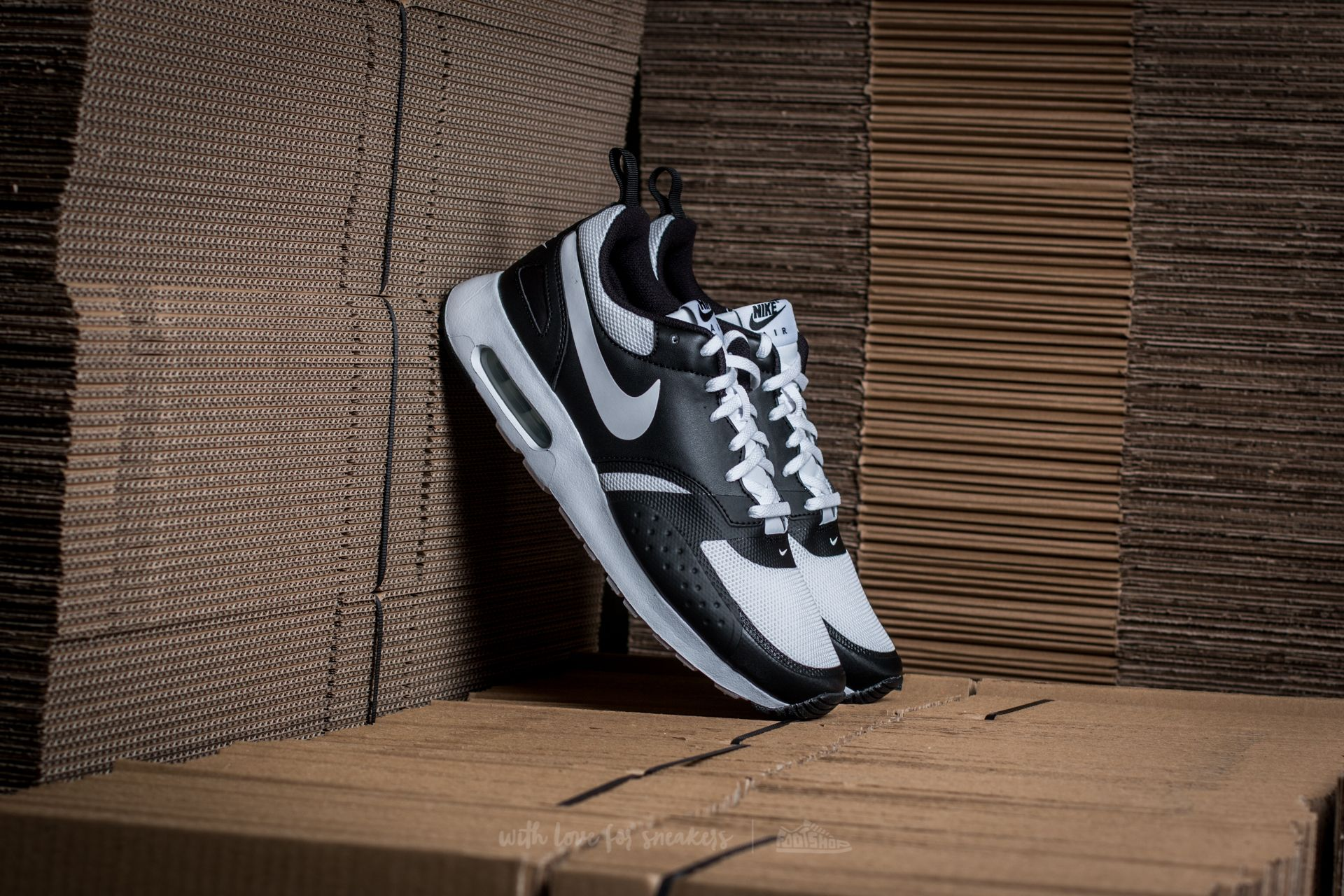 timeless design 82a5e 14dd7 Nike Air Max Vision White/ White-Black | Footshop