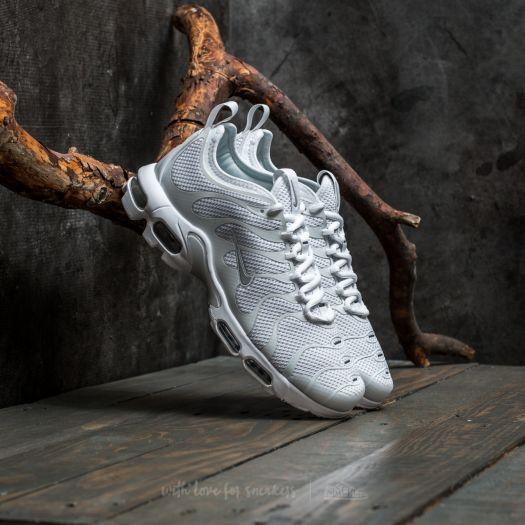 best cheap f9f4b 29519 Nike Air Max Plus TN Ultra White/ Pure Platinum-White ...