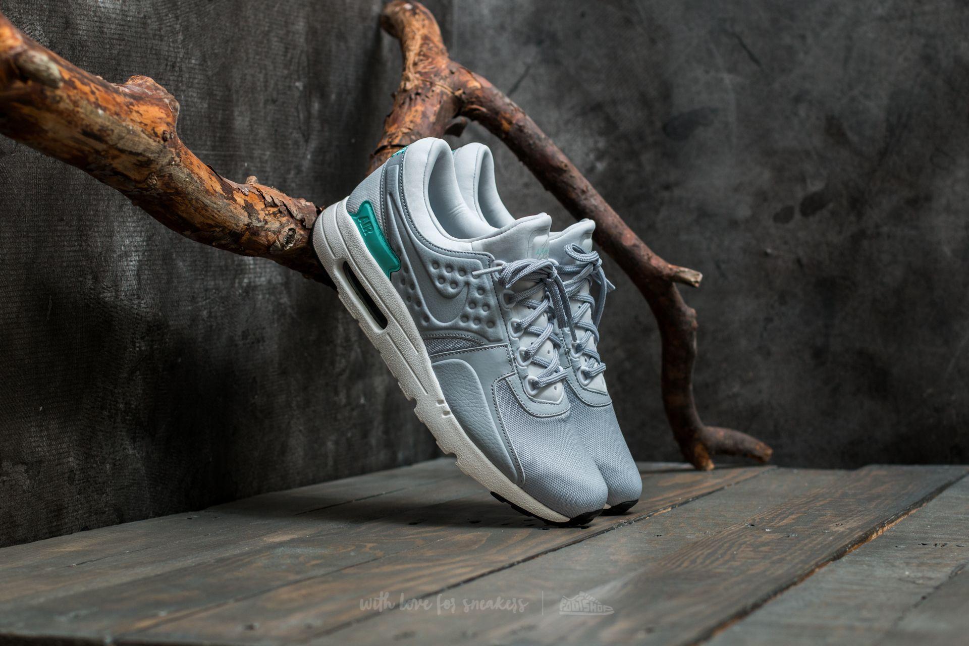 online retailer 9b377 b5c81 Nike Air Max Zero Premium Pure Platinum/ Wolf Grey | Footshop