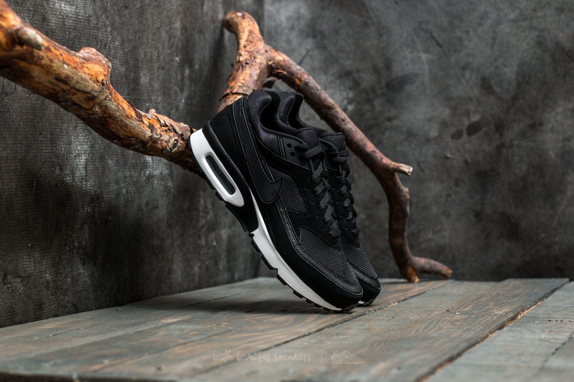 Nike Air Max BW Black Black White | Footshop